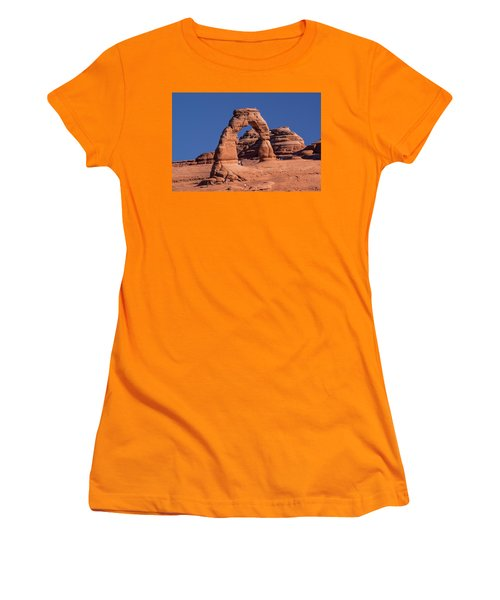 Delicate Arch - 8574 Women's T-Shirt (Athletic Fit)