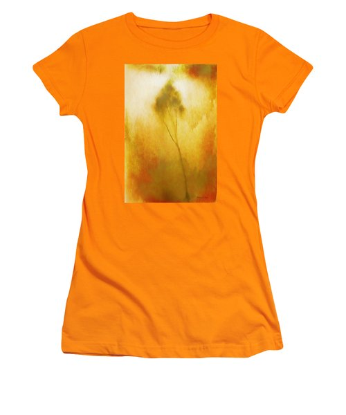 Women's T-Shirt (Athletic Fit) featuring the photograph Diaphanous by Bellesouth Studio