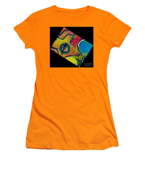 Try...all  And Error Women's T-Shirt (Junior Cut) by Kathie Chicoine