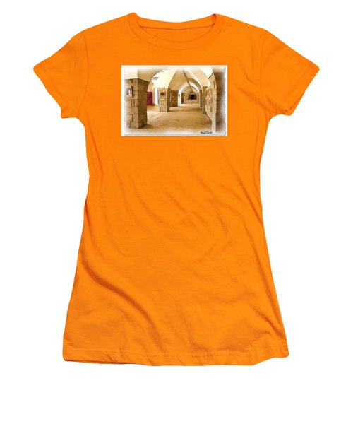Do-00324 Beiteddine Gallery Women's T-Shirt (Athletic Fit)