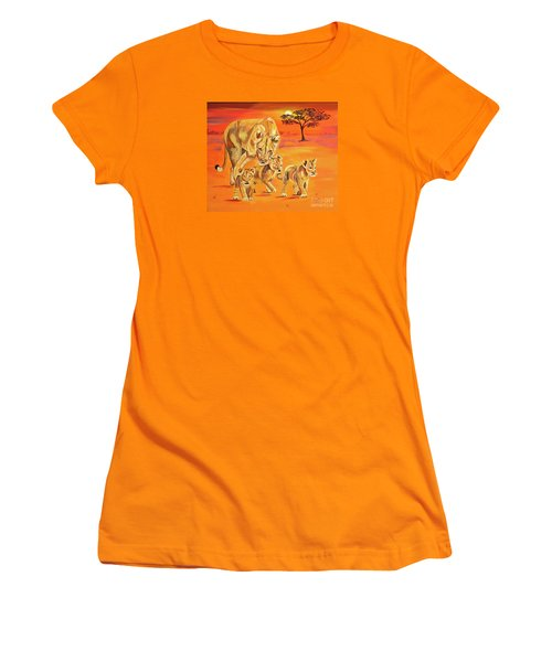 Do What Mom Says Women's T-Shirt (Junior Cut) by Phyllis Kaltenbach
