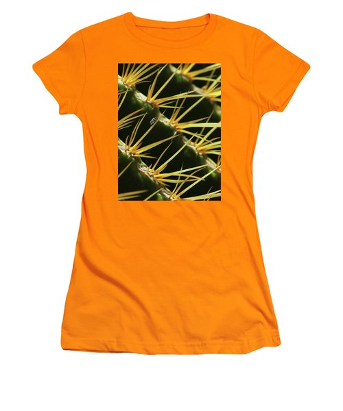 Dwarfed Women's T-Shirt (Athletic Fit)