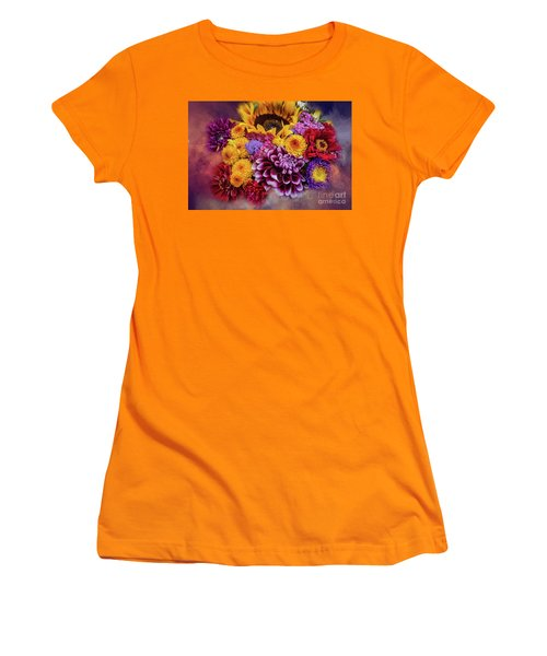 End Of Summer Women's T-Shirt (Athletic Fit)