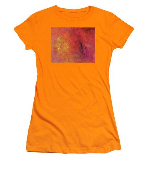 Escaping Spirits Women's T-Shirt (Junior Cut) by Ralph White