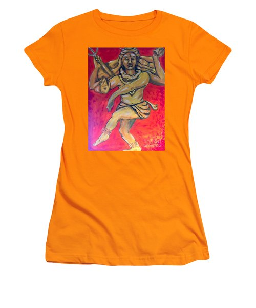 Eternal Dancer Women's T-Shirt (Athletic Fit)
