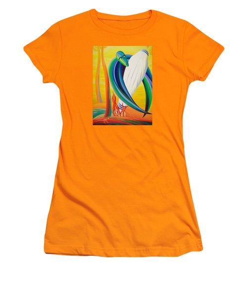 Exodus Of Jesus Women's T-Shirt (Athletic Fit)