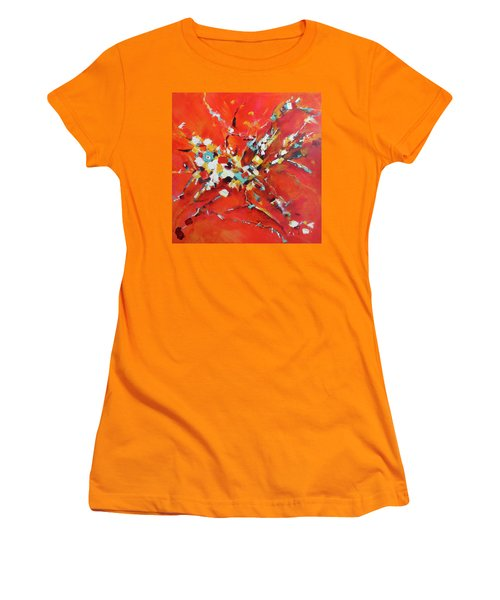 Exuberance Women's T-Shirt (Athletic Fit)