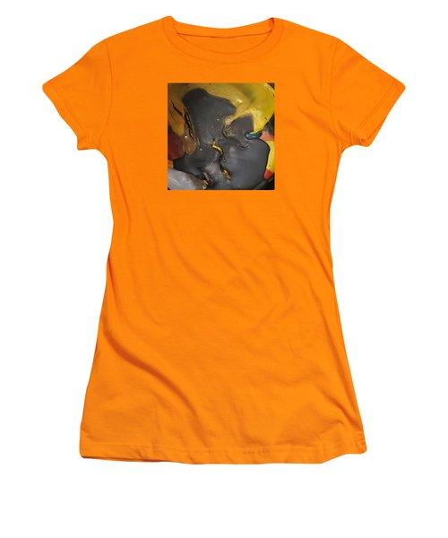Eyelash Hot Gliding Women's T-Shirt (Athletic Fit)