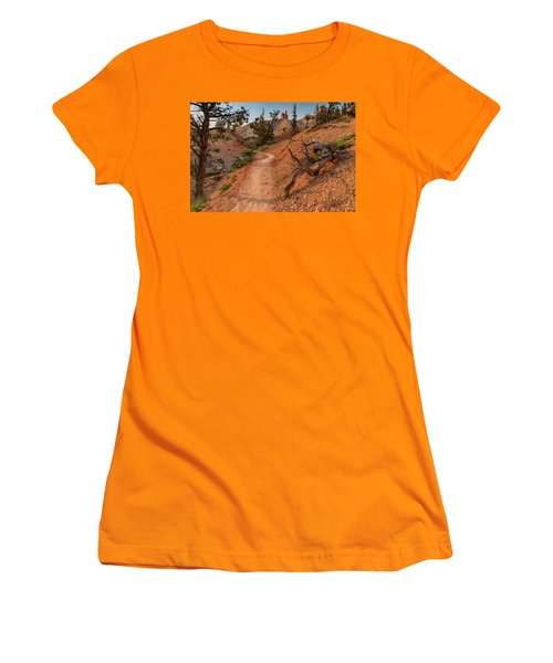 Fairyland Loop Trail Women's T-Shirt (Athletic Fit)