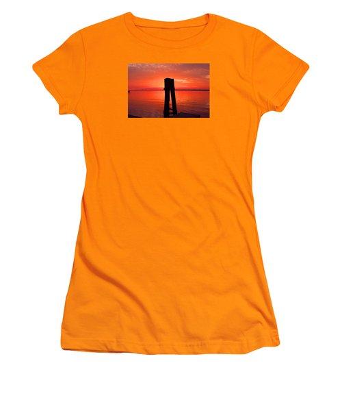 Faith Reunites Us Women's T-Shirt (Athletic Fit)