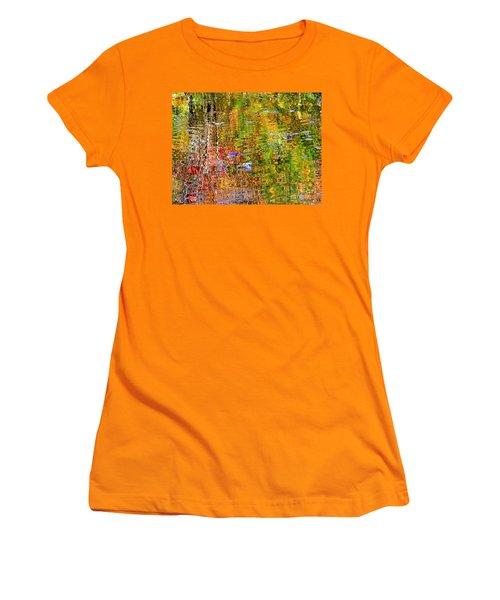Fall 2016 Women's T-Shirt (Junior Cut) by Elfriede Fulda