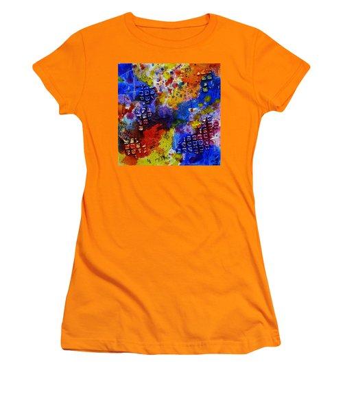 Favorite Mistake Women's T-Shirt (Junior Cut) by Tracy Bonin