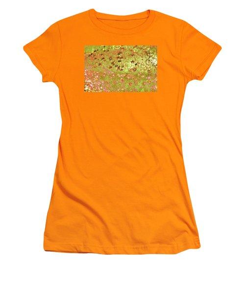 Flower Praise Women's T-Shirt (Junior Cut)