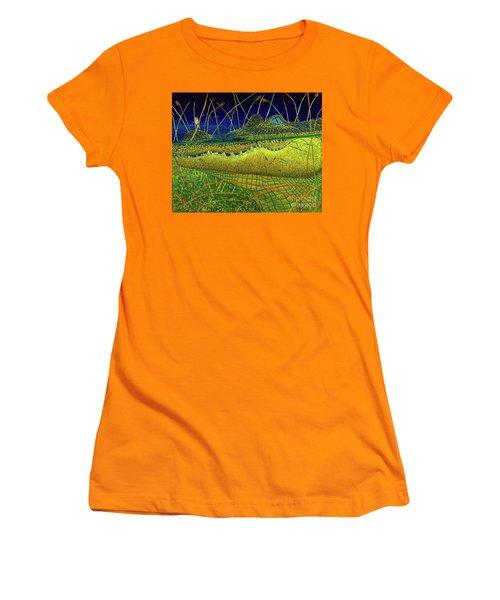 Swamp Gathering Women's T-Shirt (Junior Cut)