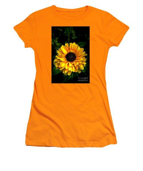 Frilly Rudi Women's T-Shirt (Junior Cut) by Judy Wolinsky