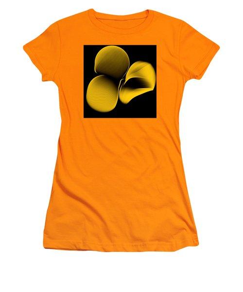 Golden Pantomime Women's T-Shirt (Junior Cut) by Danica Radman
