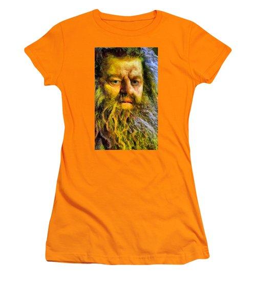 Hagrid Women's T-Shirt (Athletic Fit)