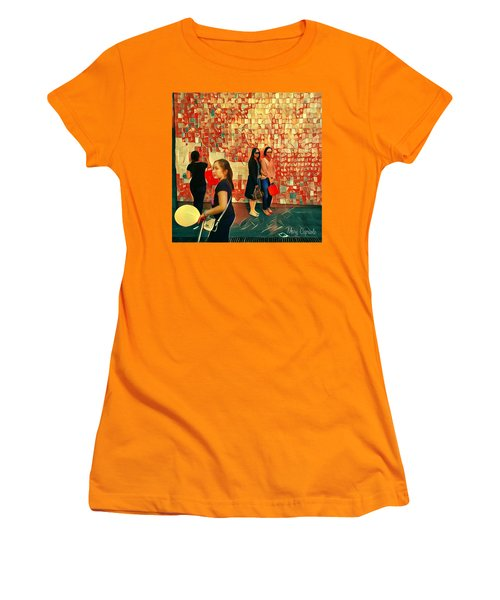 Harvest Moon Festival Women's T-Shirt (Athletic Fit)