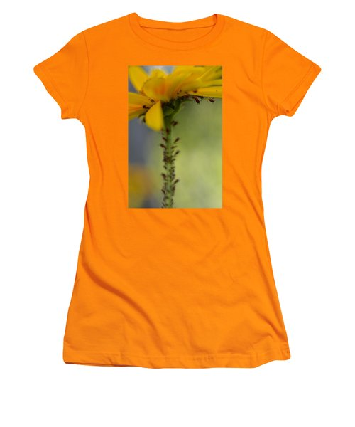 Heliopsis Infested Women's T-Shirt (Athletic Fit)