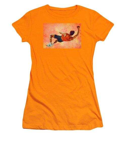 High Jumper Women's T-Shirt (Athletic Fit)