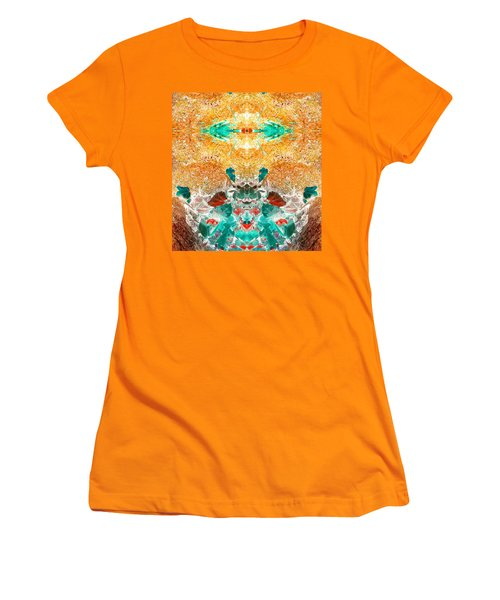 Higher Self Women's T-Shirt (Athletic Fit)