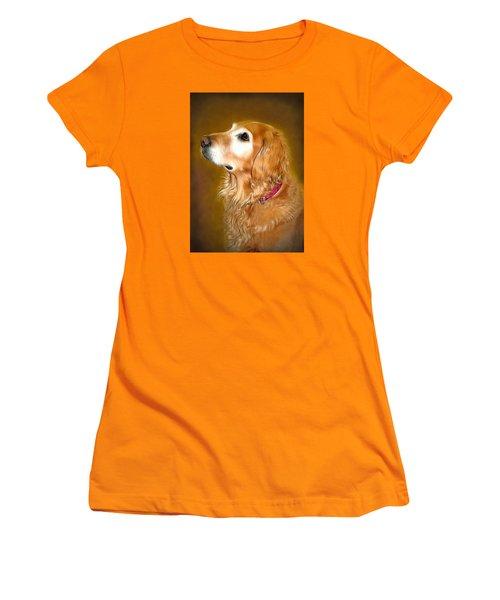 Holly Women's T-Shirt (Junior Cut) by Marion Johnson