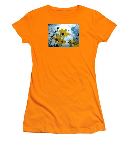 How Summer Feels Women's T-Shirt (Junior Cut) by Tim Good