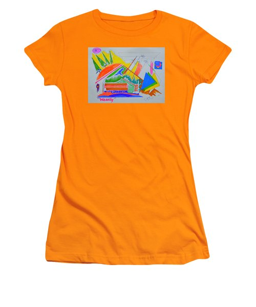 I Dig Vassily Women's T-Shirt (Junior Cut) by J R Seymour