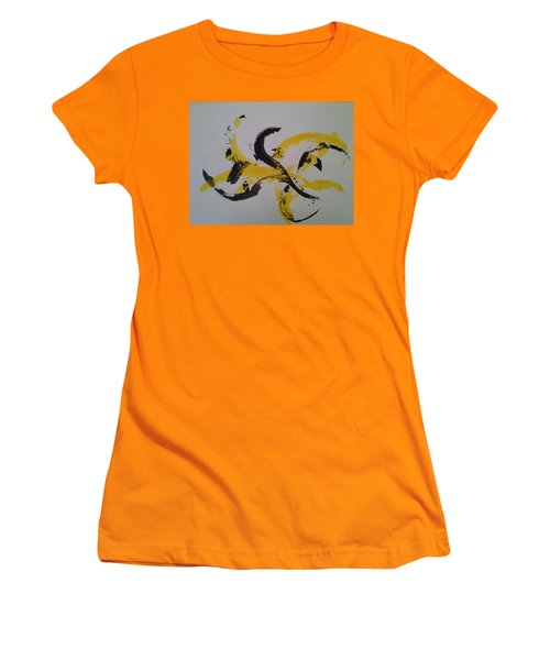 Ideas Women's T-Shirt (Athletic Fit)