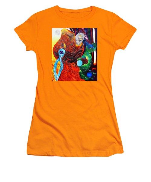 Infinite Women's T-Shirt (Athletic Fit)
