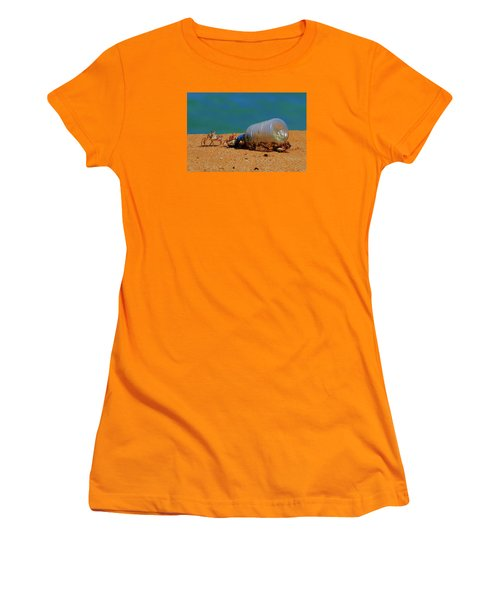 It's 5 O'clock Somewere Women's T-Shirt (Athletic Fit)