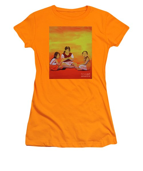 It's Called Global Warming Women's T-Shirt (Junior Cut) by Stuart Engel