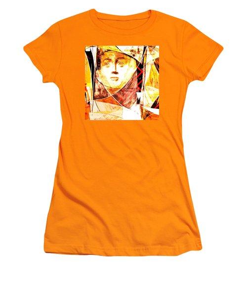 Je Aimerais Vivre Avec Vous Women's T-Shirt (Junior Cut) by Danica Radman