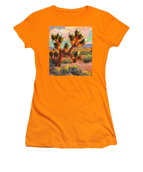 Joshua Tree Women's T-Shirt (Athletic Fit)