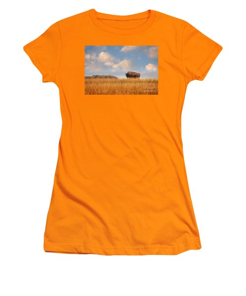 King Of The Hill Women's T-Shirt (Athletic Fit)