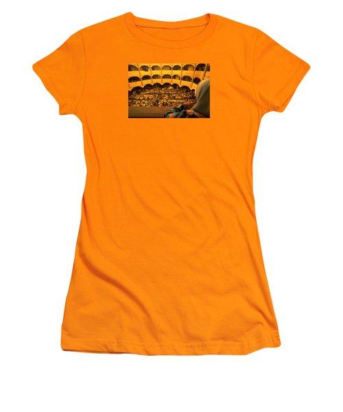 Kota Bahru Indoor Market Women's T-Shirt (Athletic Fit)