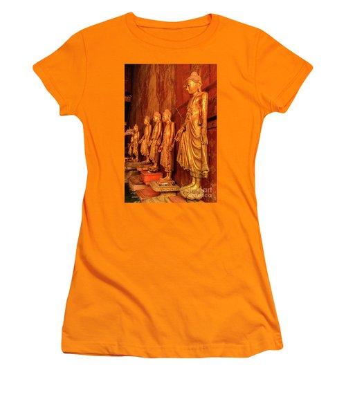 Kyindaung Oo Kyaung 1 Women's T-Shirt (Athletic Fit)
