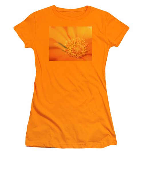 La Fleur D'orange Women's T-Shirt (Athletic Fit)