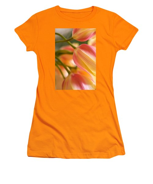 Labrynth Of Spring Women's T-Shirt (Junior Cut) by Mike Reid