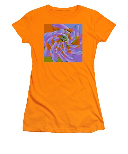 Learning To Fly Women's T-Shirt (Junior Cut) by Robert J Sadler