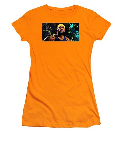 Lebron Women's T-Shirt (Athletic Fit)
