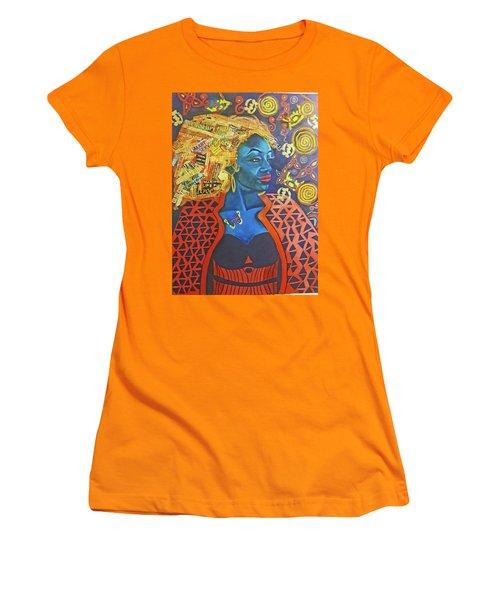 Legendary Self Women's T-Shirt (Athletic Fit)