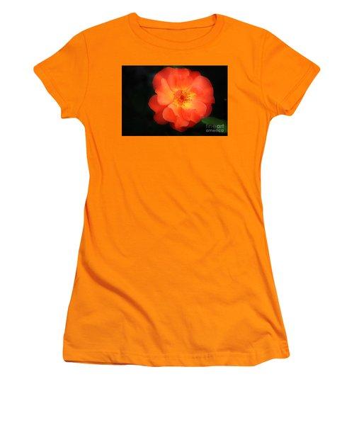 Lite Up Women's T-Shirt (Athletic Fit)