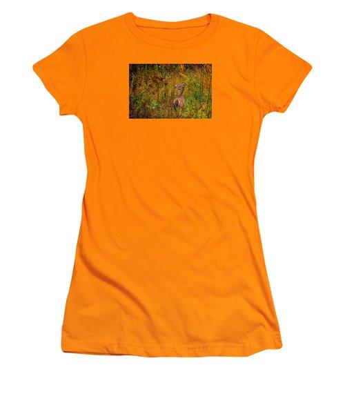 Little Spike 1 Women's T-Shirt (Athletic Fit)