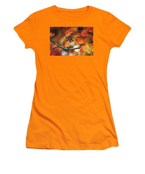 Lost Autumns Beauty 6570 Ldp_2 Women's T-Shirt (Athletic Fit)