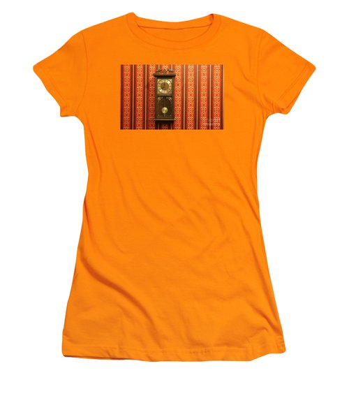 Women's T-Shirt (Junior Cut) featuring the photograph Lost In Time And Space by Stephen Mitchell