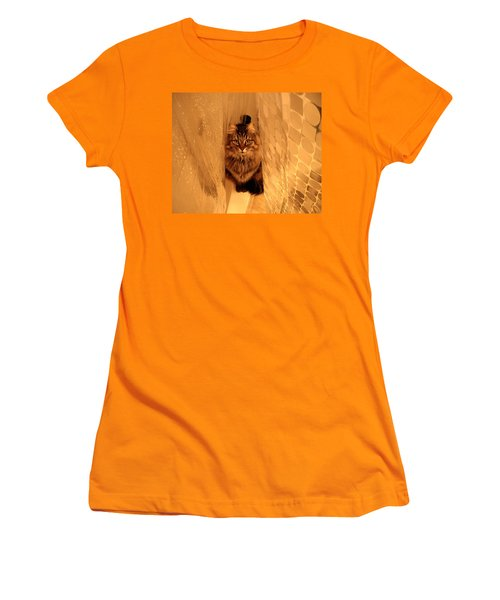 Lulu Women's T-Shirt (Athletic Fit)