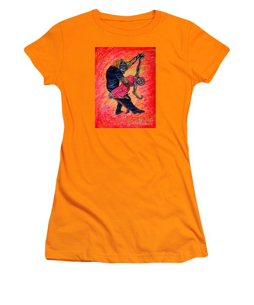 Madame... Women's T-Shirt (Athletic Fit)