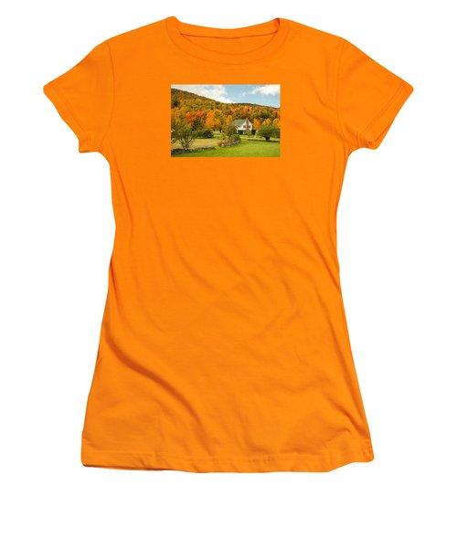 Marlboro Madness Women's T-Shirt (Junior Cut) by Paul Miller