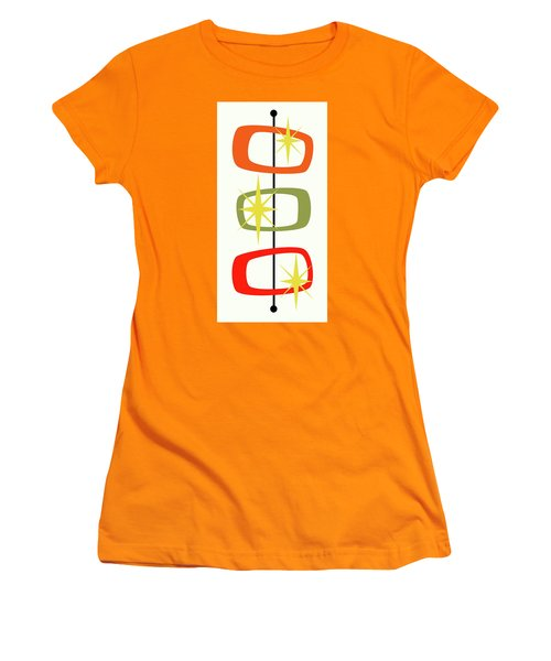 Mcm Shapes 1 Women's T-Shirt (Athletic Fit)